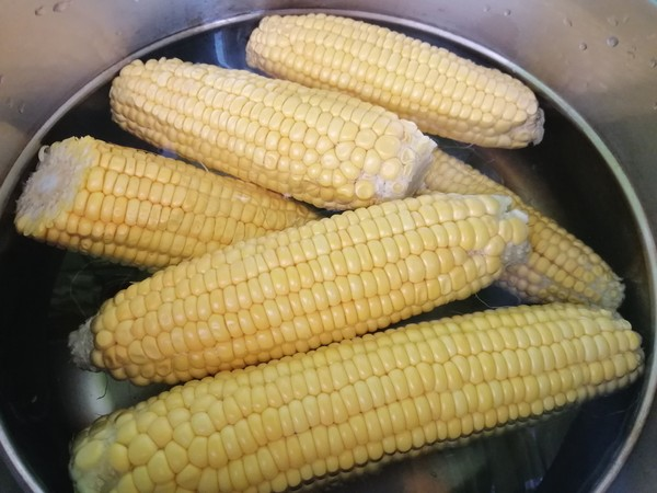 香浓玉米汁的做法大全