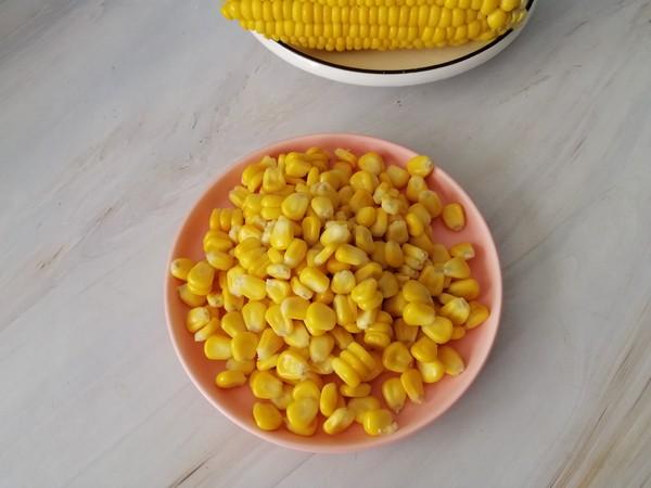 香浓玉米汁的做法图解