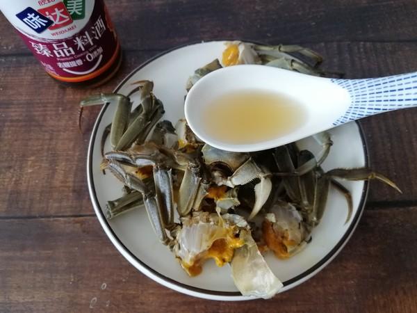 避风塘炒蟹的简单做法