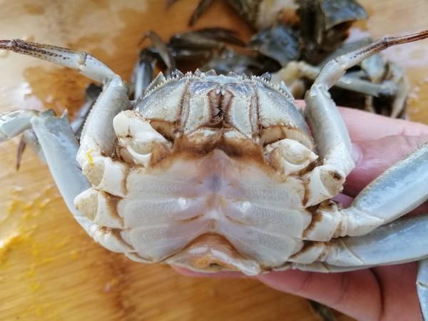 避风塘炒蟹的做法图解