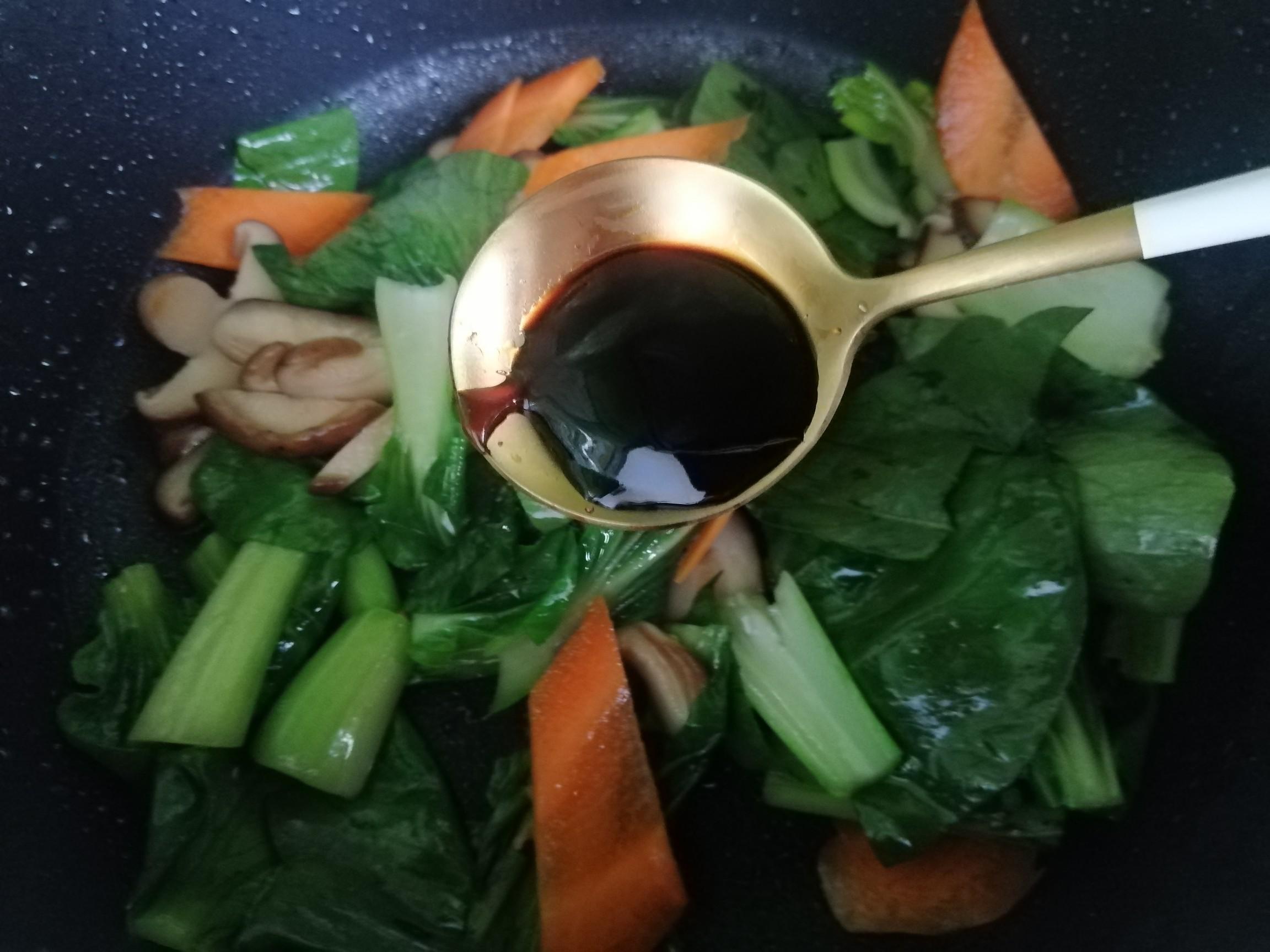 炒时蔬怎么吃