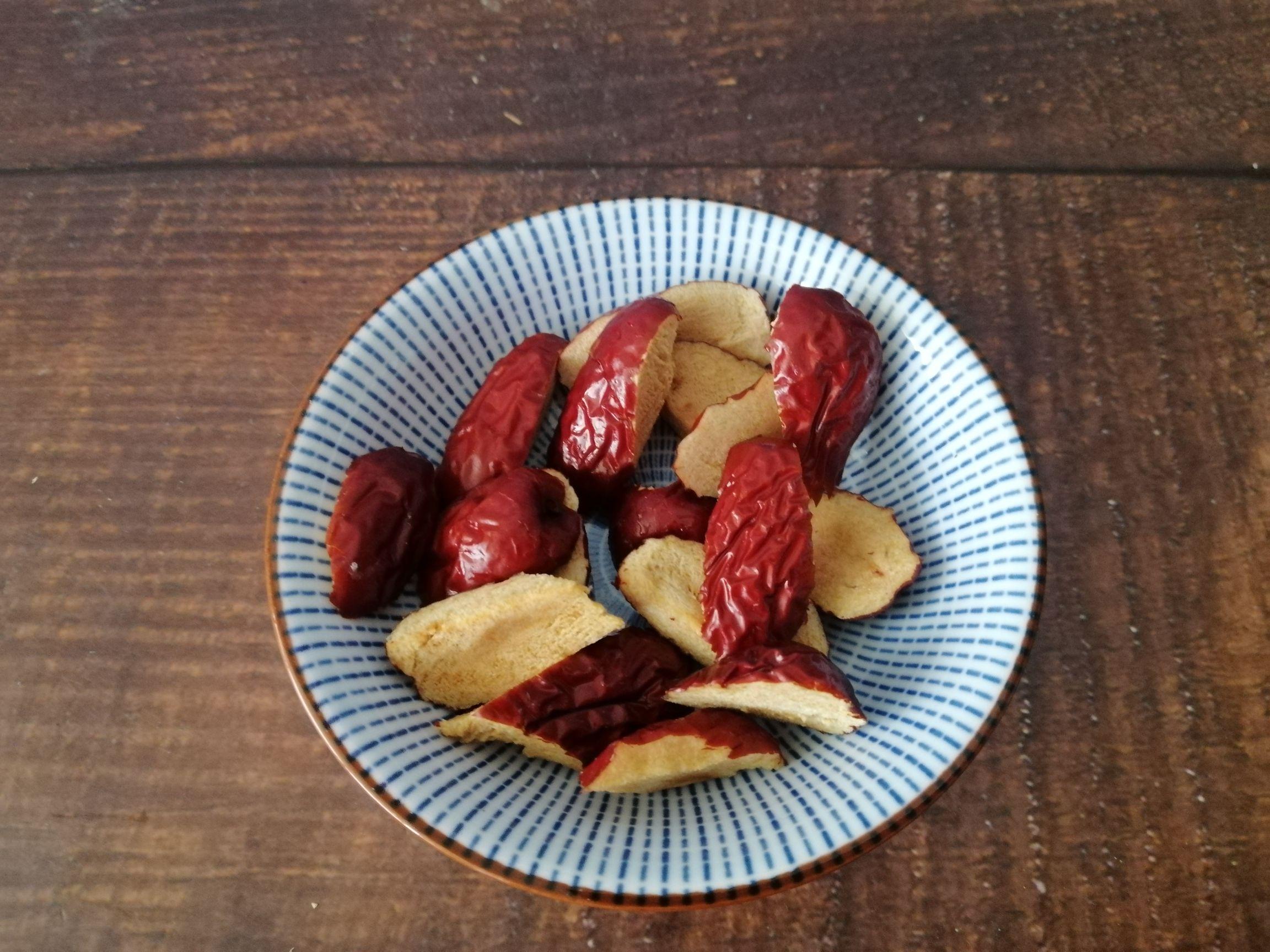红枣黑米糊的做法图解