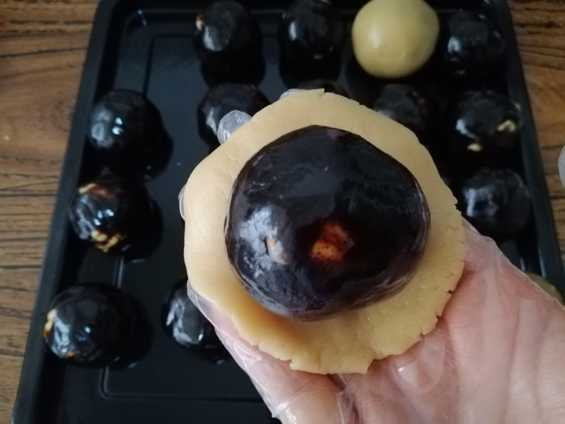 枣泥月饼怎么做
