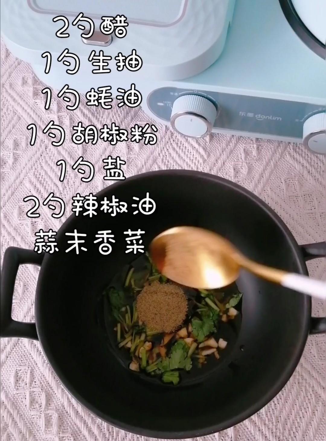 酸汤面的做法大全