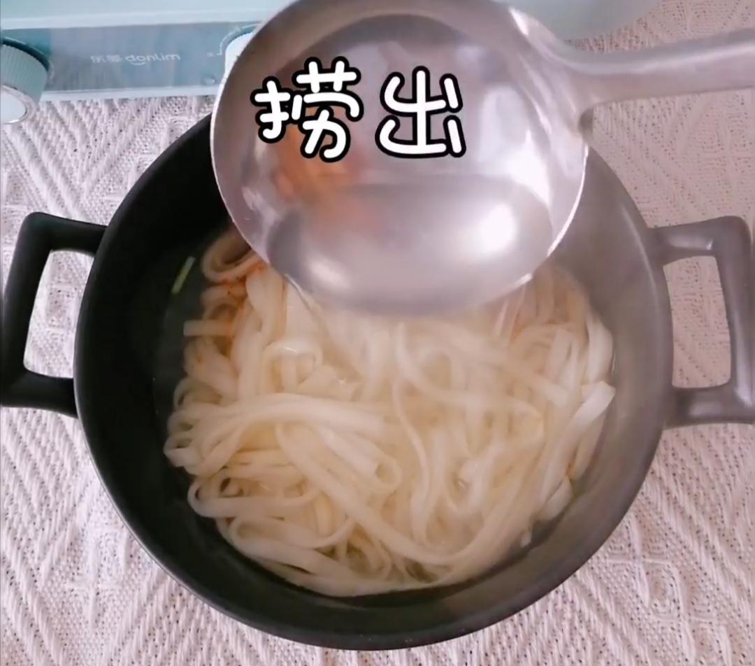 酸汤面的家常做法