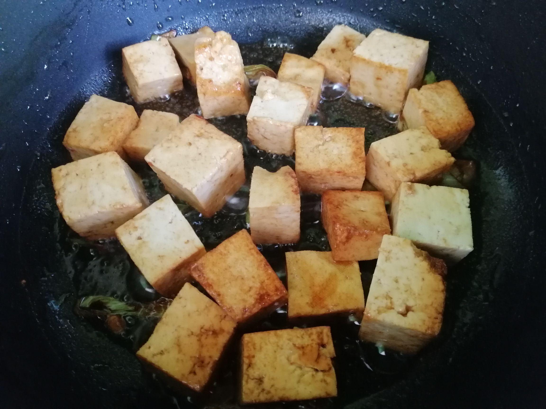 小白菜粉条炖豆腐怎么吃
