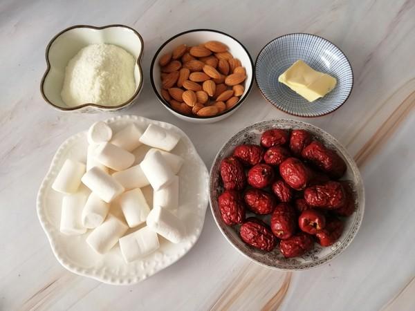 网红小零食奶枣的做法大全