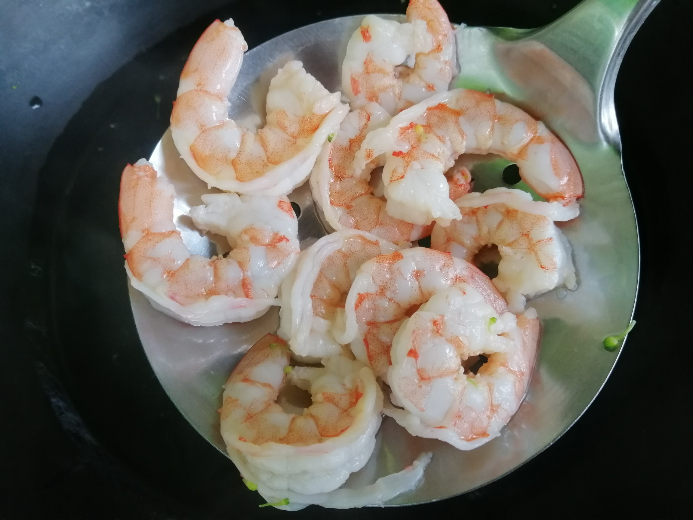 西兰花炒虾仁怎么煮