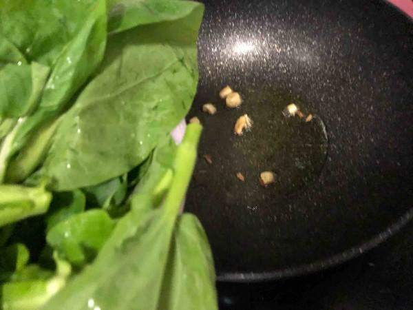清炒油菜苔的家常做法