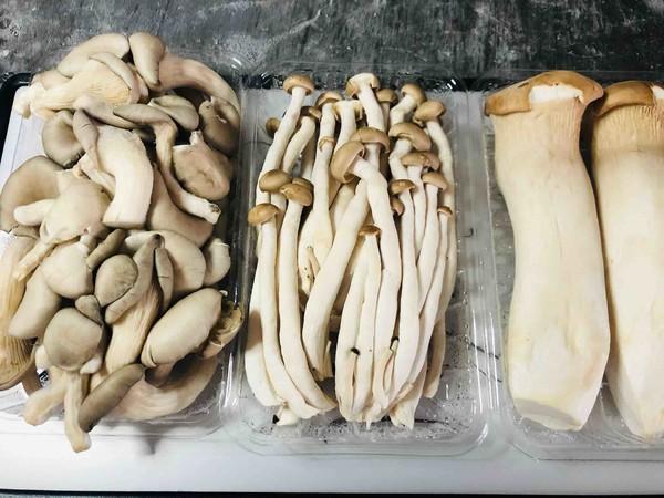 养生菌菇煲油鸡的做法大全