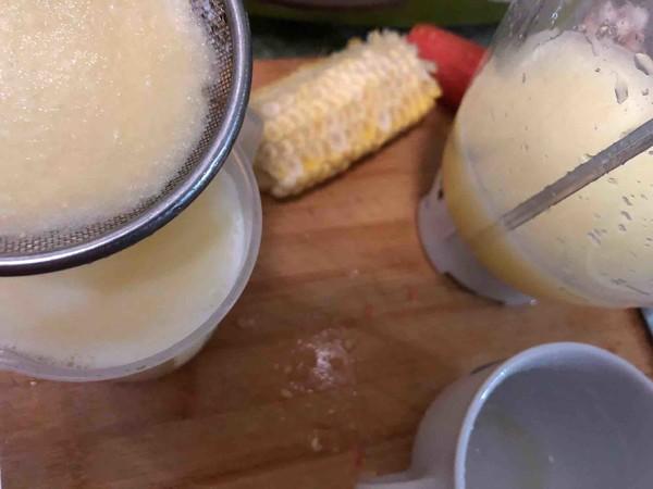 奶香蔬菜浓汤的做法图解