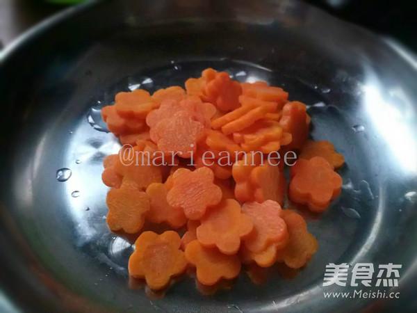 黄瓜胡萝卜炒肉片的家常做法