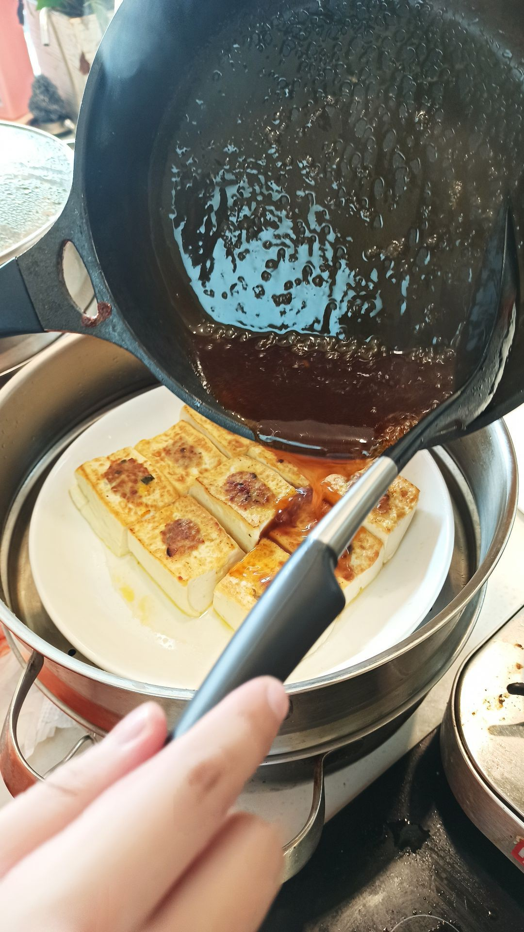 客家酿豆腐怎样煮