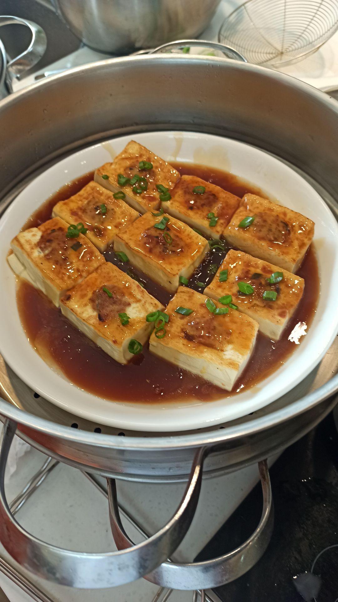 客家酿豆腐的制作
