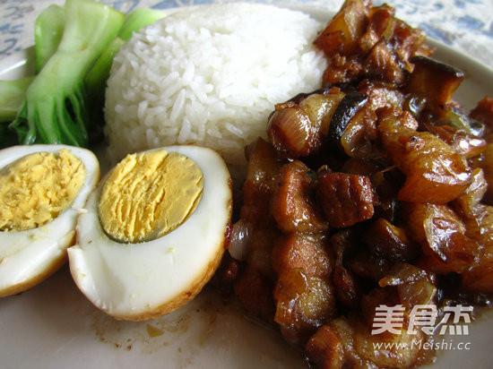 台湾卤肉饭怎么煸