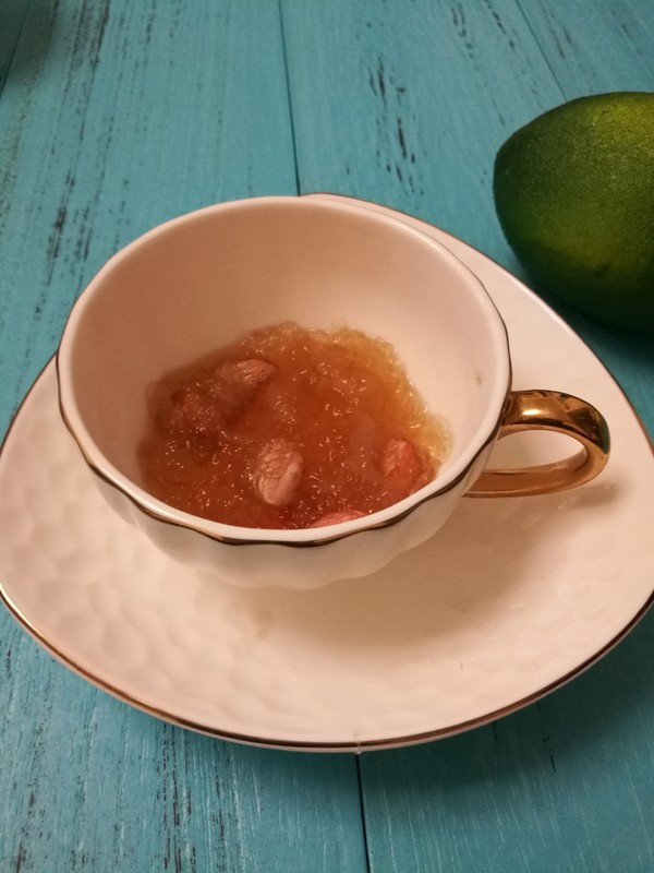 红糖花生燕窝的简单做法