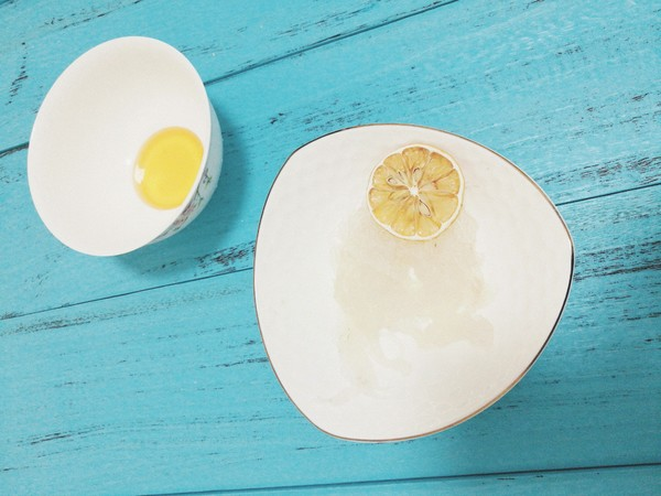 蜂蜜柠檬燕窝的做法图解