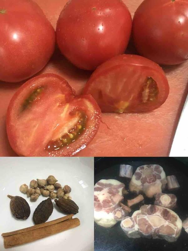番茄牛尾汤的做法大全