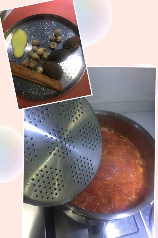 番茄牛尾汤的家常做法
