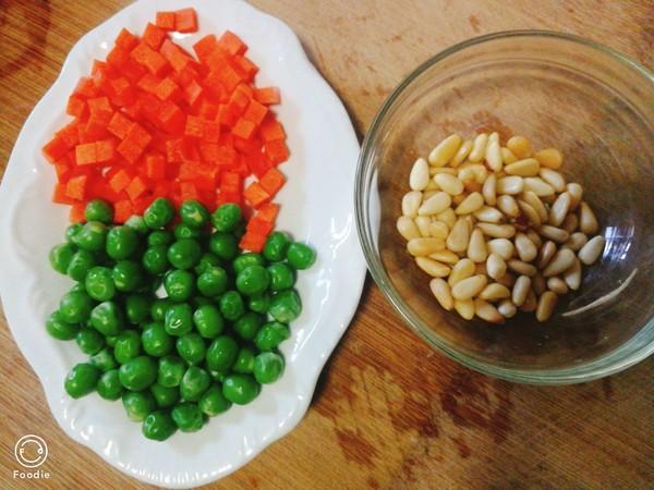 松仁玉米的做法图解