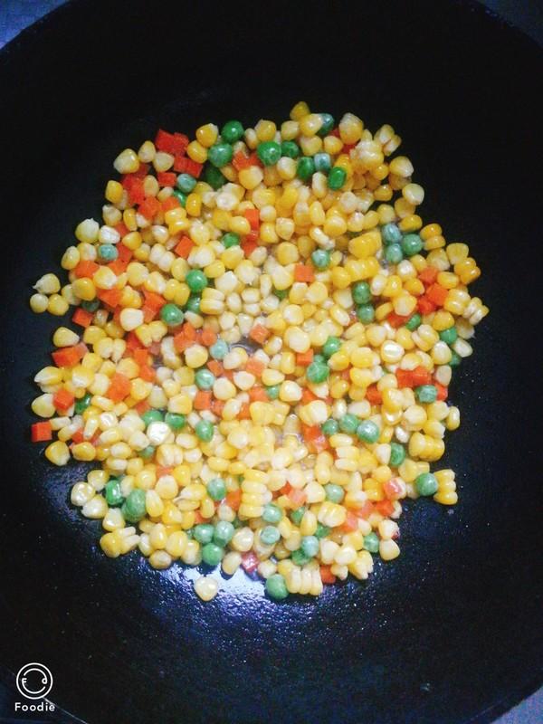 松仁玉米怎么吃