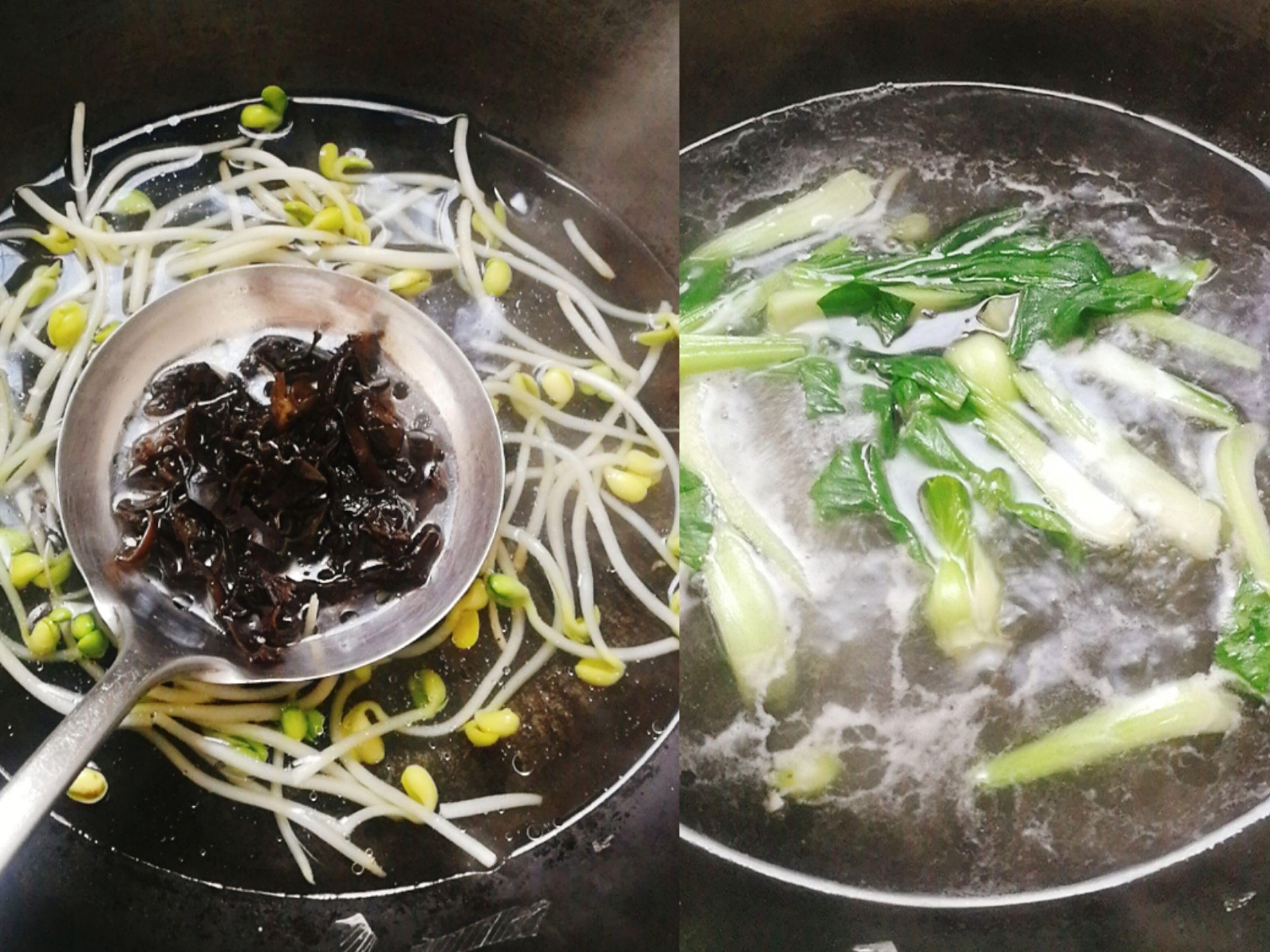 砂锅拌饭的家常做法