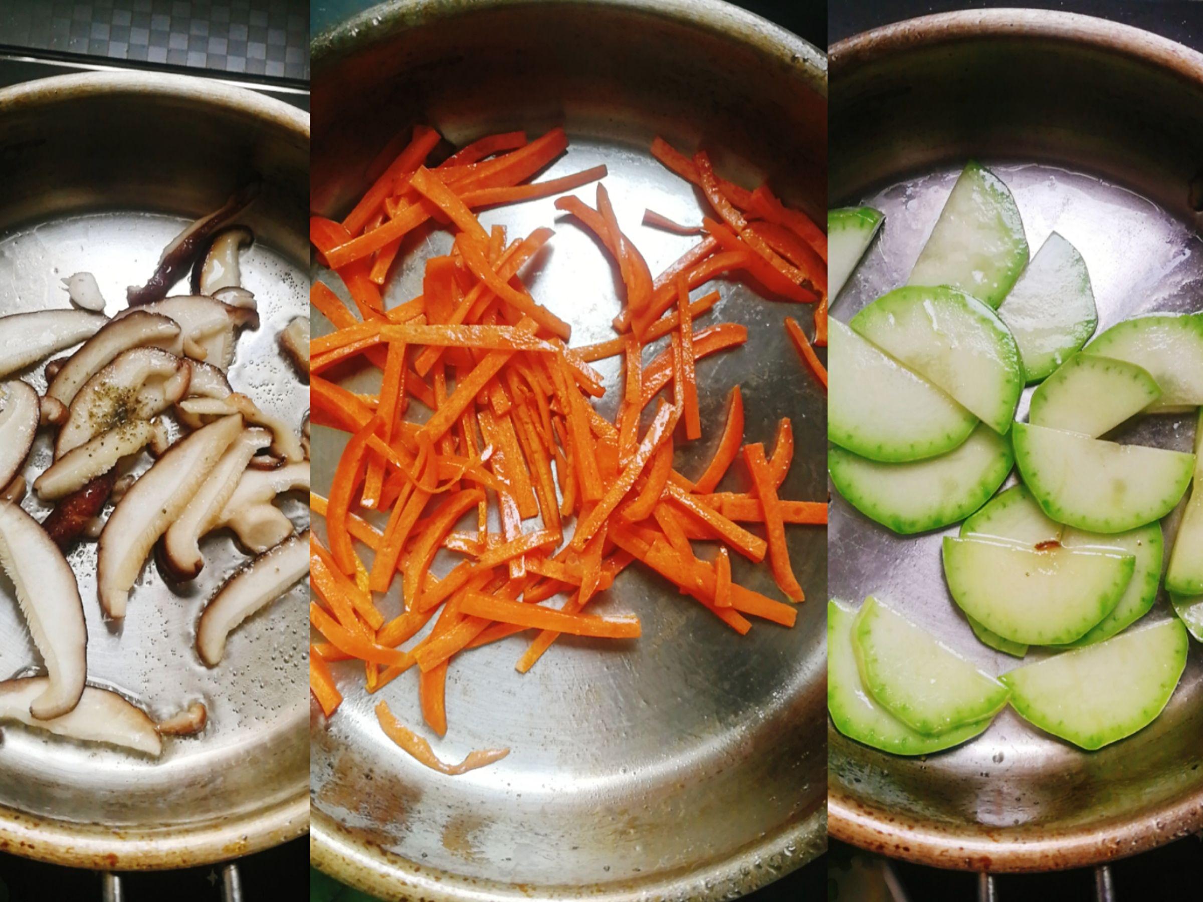 砂锅拌饭的简单做法