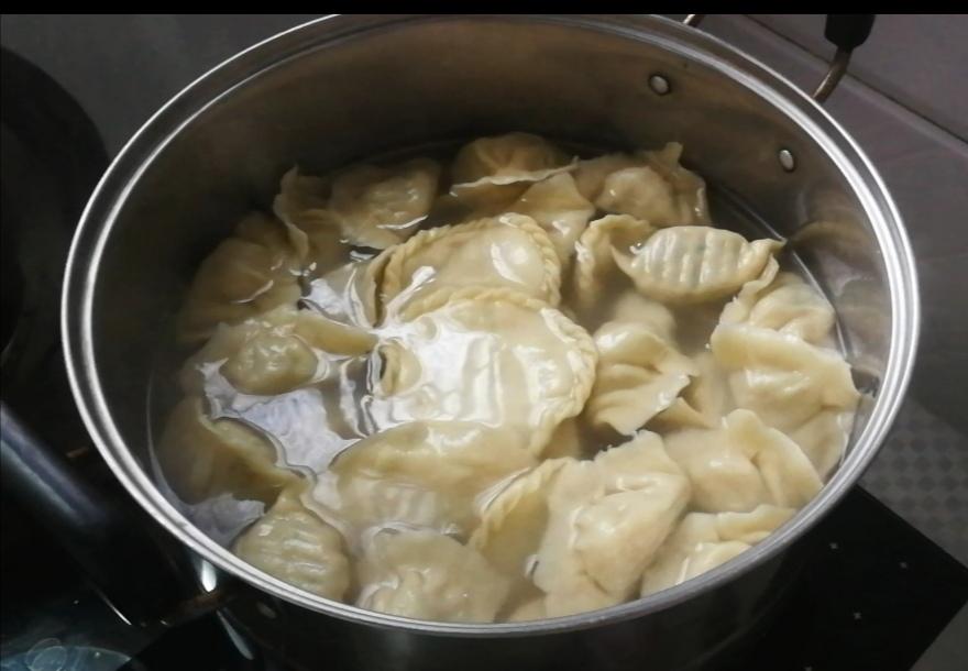 豇豆馅饺子怎么吃