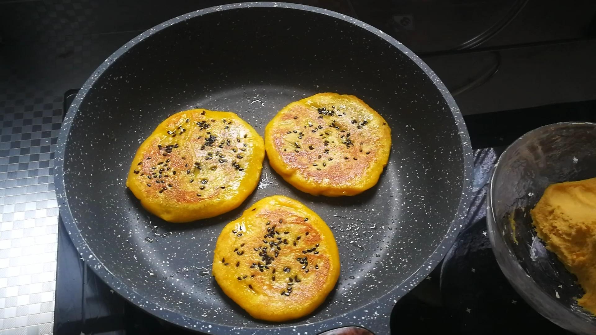 南瓜糯米饼怎么做