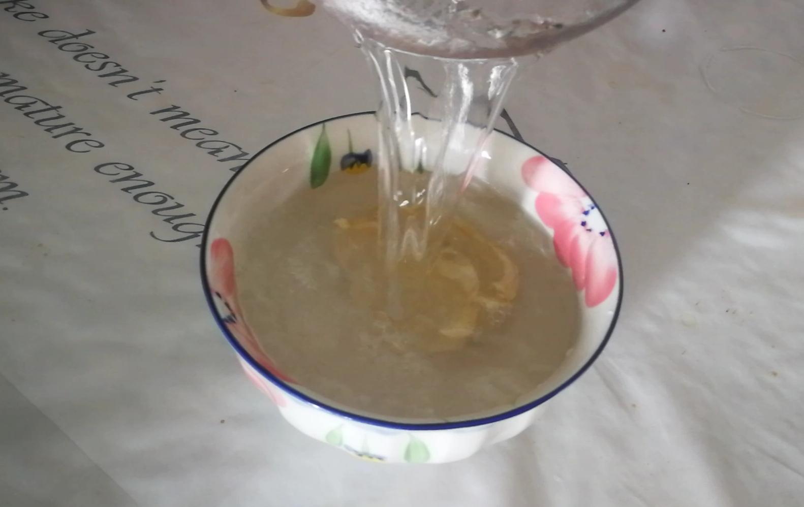 椰汁燕窝的做法大全
