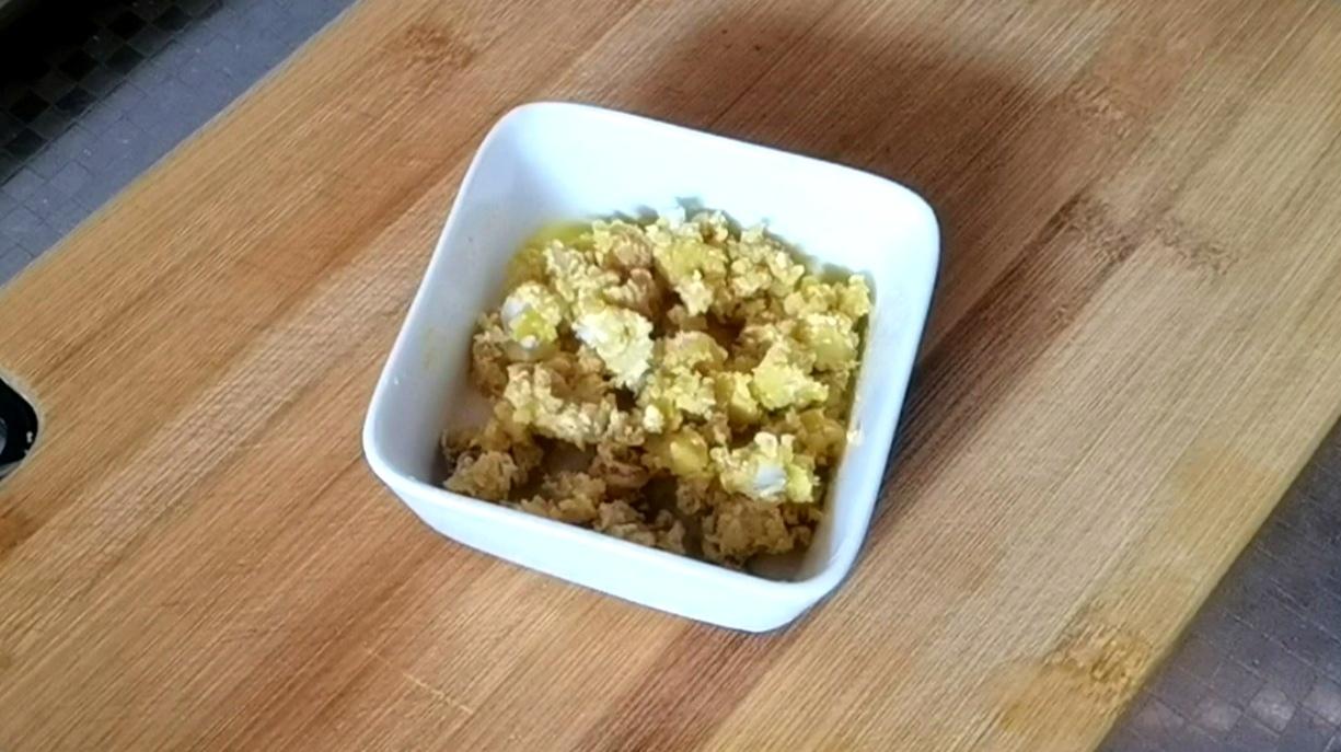 最适合做早餐的快手食谱~咸蛋黄寿司卷的家常做法