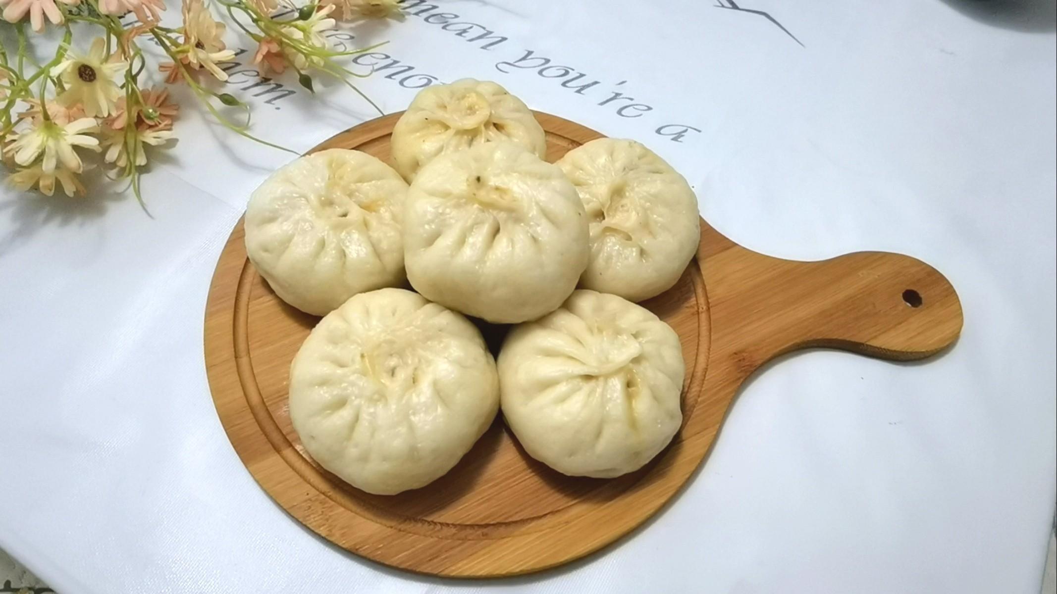 包子的最新吃法~麻婆豆腐馅怎么炒