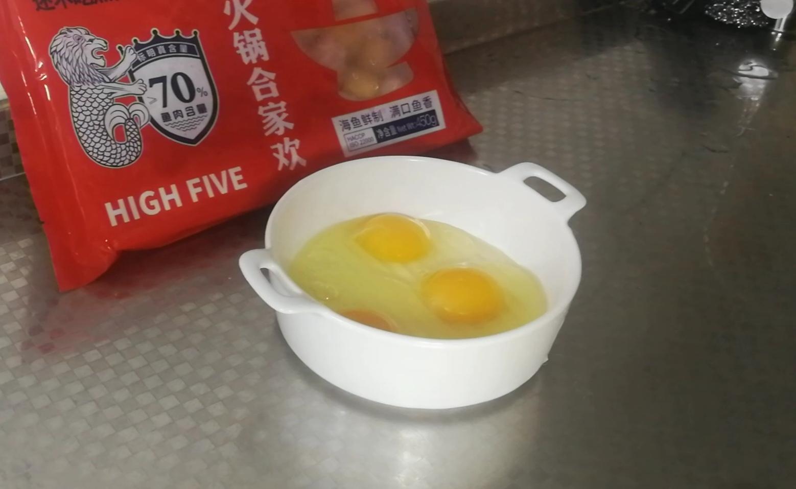 无需过滤蛋液的蟹味棒蒸水蛋的做法大全