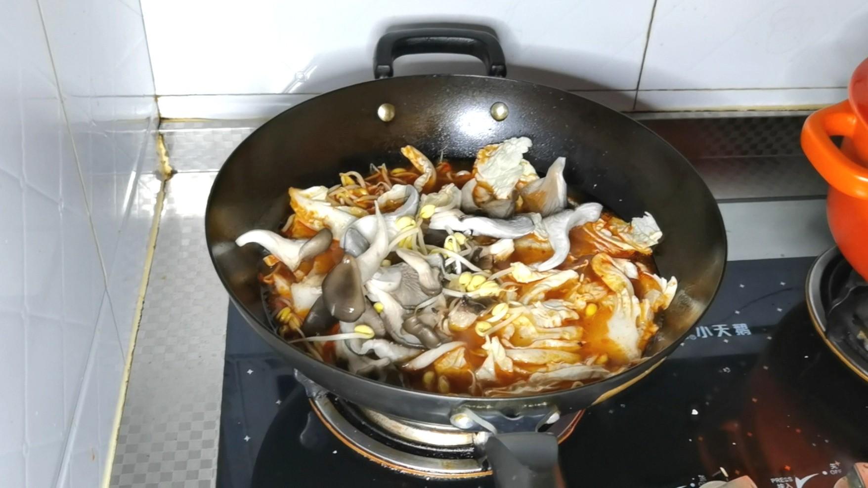 水煮肉片柔嫩的秘诀的步骤