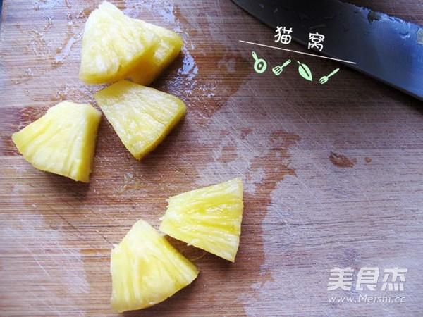 可乐菠萝烧排骨的做法图解