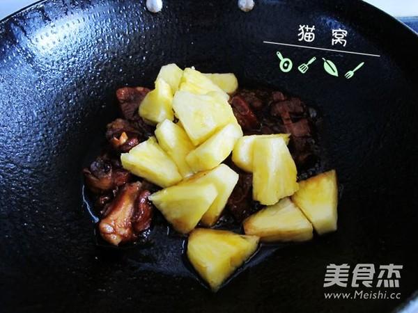 可乐菠萝烧排骨怎么做