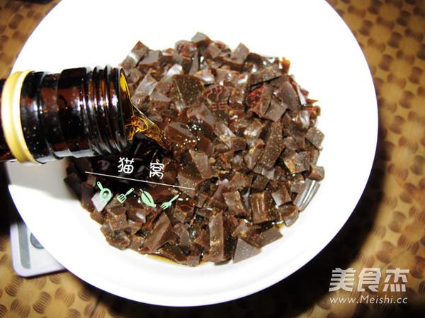核桃芝麻葡萄枸杞红枣阿胶糕的做法图解