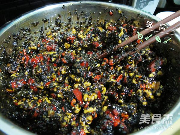 核桃芝麻葡萄枸杞红枣阿胶糕怎么煸