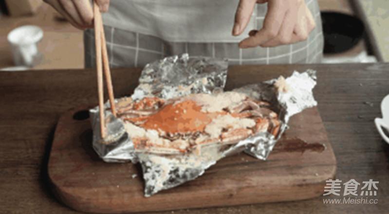 网红梭子蟹新吃法的步骤