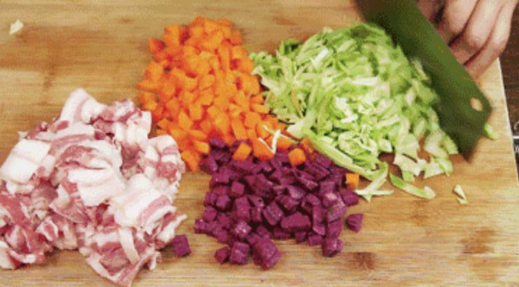 潮汕不仅有好吃的牛肉火锅,还有潮汕炣饭的做法大全