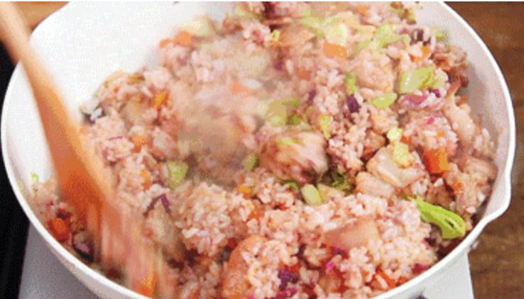 潮汕不仅有好吃的牛肉火锅,还有潮汕炣饭怎么做