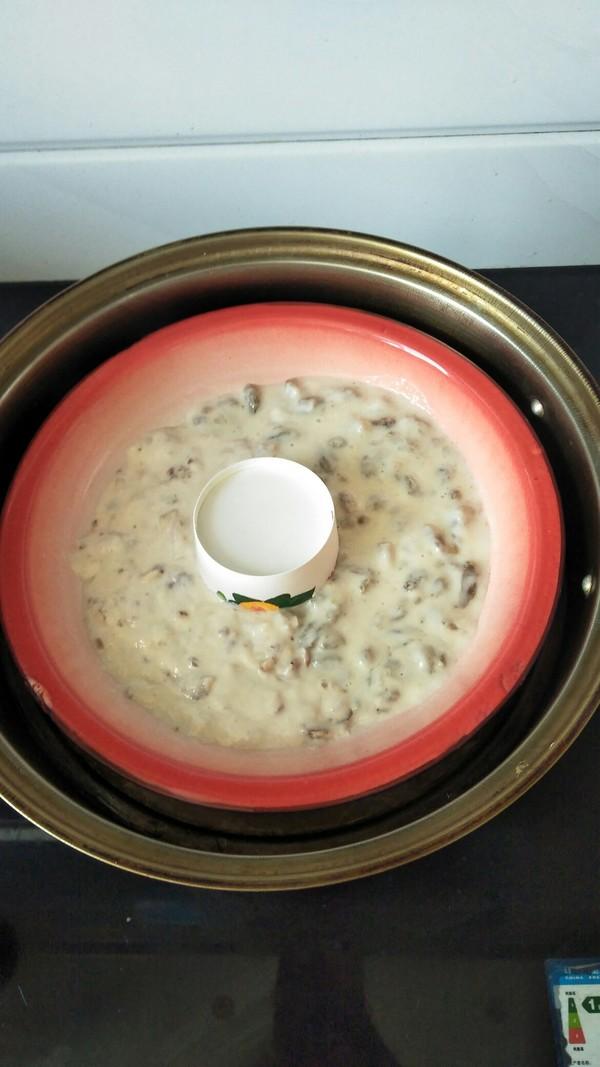 核桃/葡萄干蒸糕的家常做法