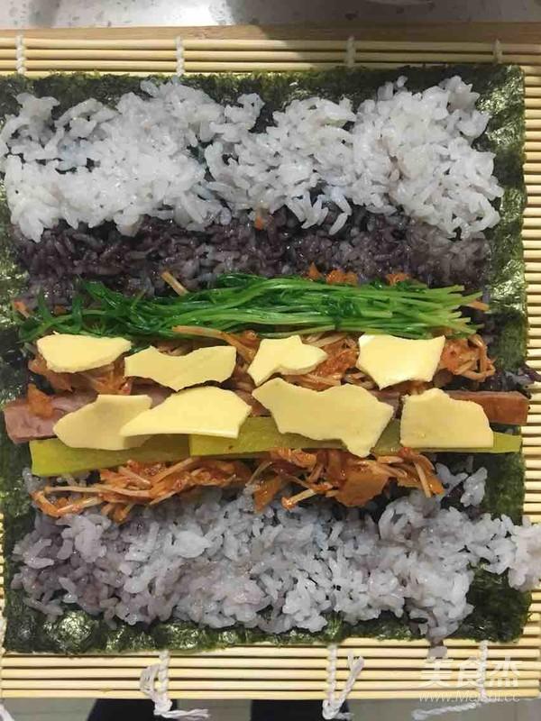 紫菜包饭怎样炖