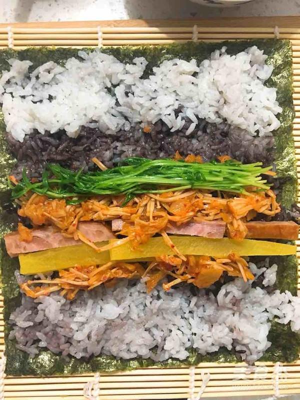 紫菜包饭怎样煮