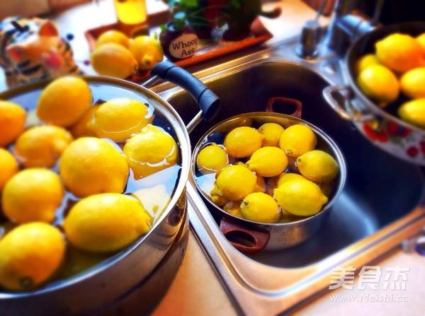 自制柠檬酵素的做法大全