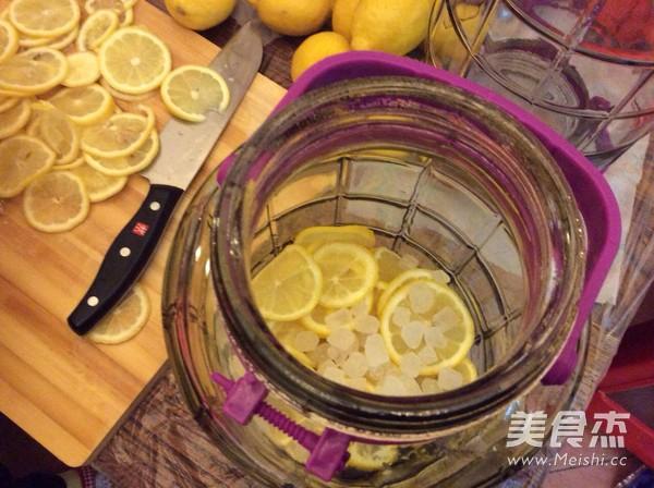 自制柠檬酵素的家常做法