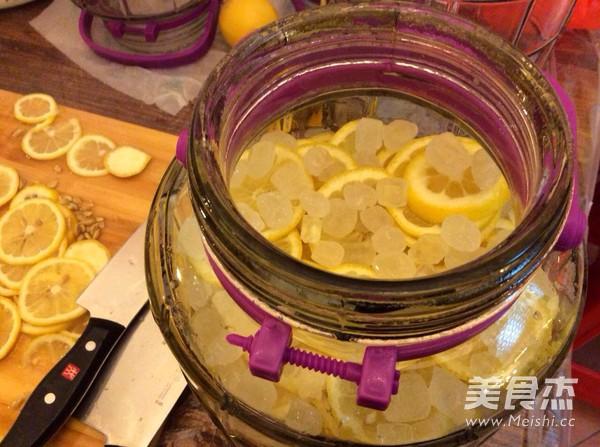 自制柠檬酵素怎么吃