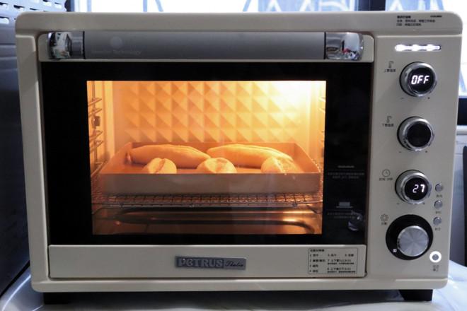 葱香黄油包的制作方法