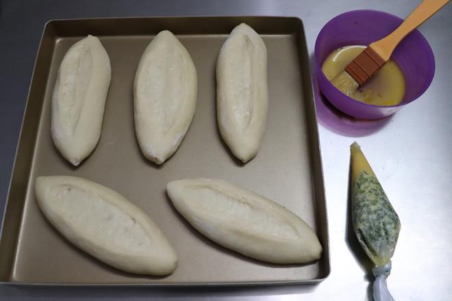 葱香黄油包的做法大全