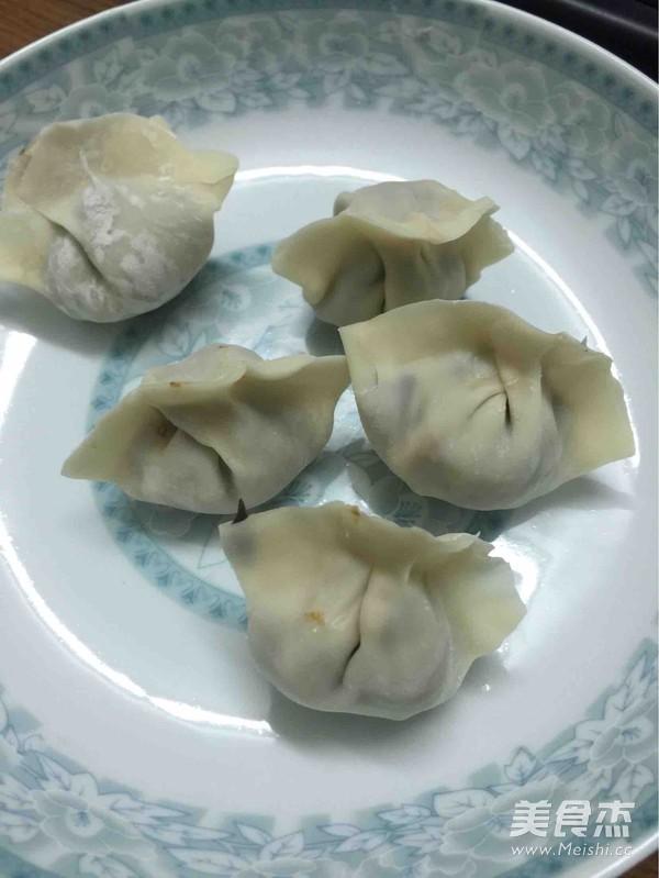 香菇饺子的做法图解